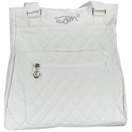 Dámská kabelka SAM 73 LBGR055 BÍLÁ