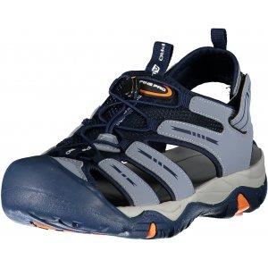 Dětské sandále ALPINE PRO LIONO KBTR239 MODRÁ