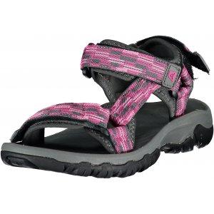 Dámské sandále ALPINE PRO ARNE UBTR209 RŮŽOVÁ