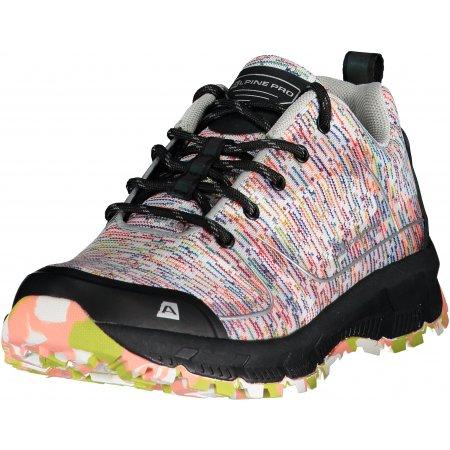 Dámské boty ALPINE PRO LARIA LBTR229 ŽLUTÁ