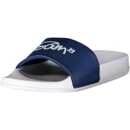 Dámské pantofle SAM 73 UBTR178 TMAVĚ MODRÁ