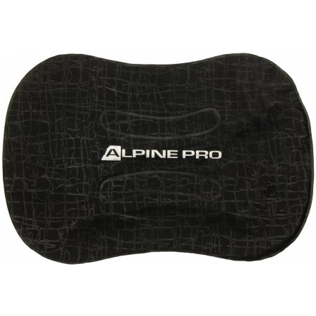 Nafukovací polštářek ALPINE PRO MAGALE UOTR103 ČERNÁ