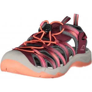 Dětské sandále ALPINE PRO LANCASTERO 2 KBTR221 FIALOVÁ