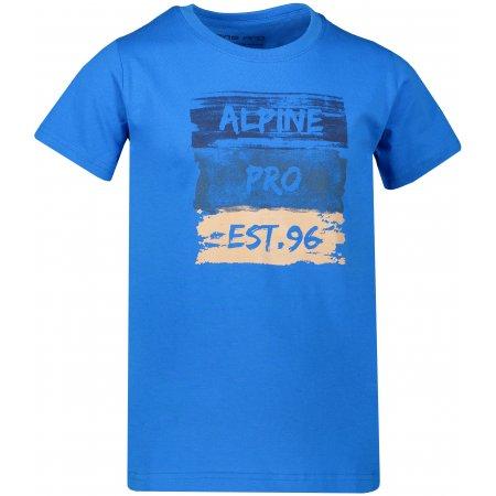 Chlapecké triko ALPINE PRO LADO KTSR279 MODRÁ