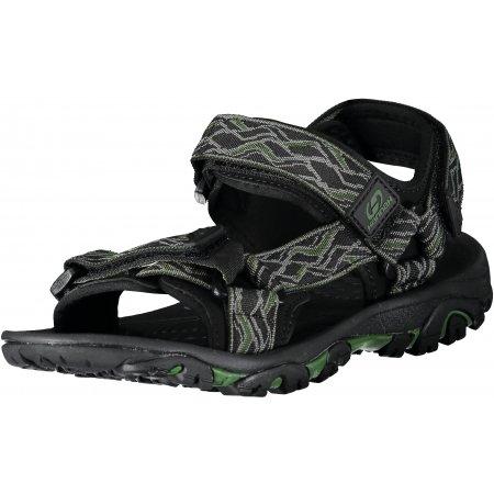 Pánské sandále HANNAH BELT GREEN MOUNTAIN