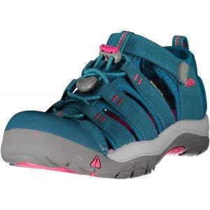 Dětské sandále KEEN NEWPORT H2 JR DEEP LAGOON/BRIGHT PINK