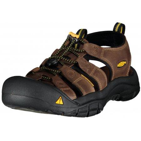 Pánské sandále KEEN NEWPORT M BISON