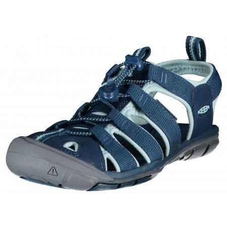 Dámské sandály KEEN CLEARWATER CNX W NAVY/BLUE GLOW