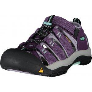 Dětské sandále KEEN NEWPORT H2 JR PURPLE PENNANT/LAVENDER GRAY