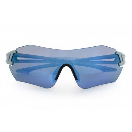 Sluneční brýle KILPI BIXBY-U MU0065KI SVĚTLE MODRÁ