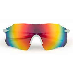 Sluneční brýle KILPI REZZA-U MU0056KI SVĚTLE MODRÁ