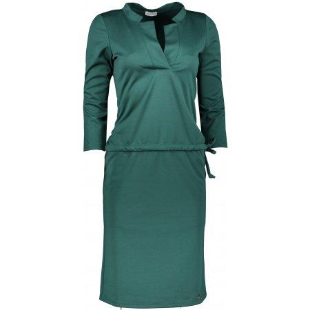 Dámské šaty NUMOCO A161-12 ZELENÁ