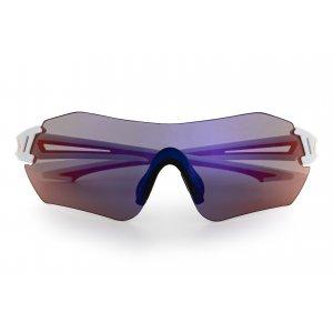 Sluneční brýle KILPI BIXBY-U MU0065KI BÍLÁ
