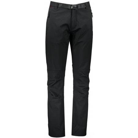 Pánské softshellové kalhoty ALTISPORT SORN MPAS480 ČERNÁ