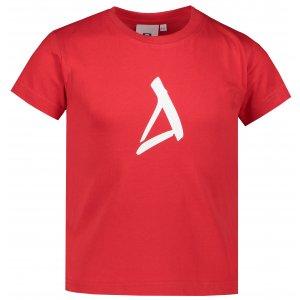 Dětské triko ALTISPORT ALK002138 ČERVENÁ