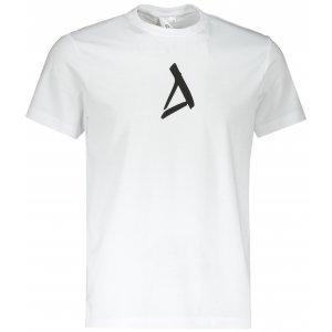 Pánské triko ALTISPORT ALM002129 BÍLÁ