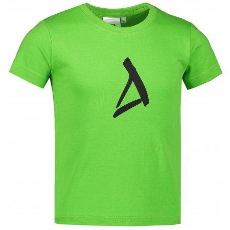 Dětské triko ALTISPORT ALK002138 APPLE GREEN