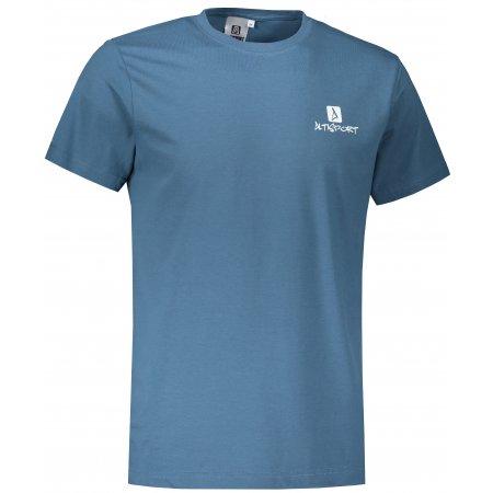 Pánské triko ALTISPORT ALM008129 DENIM