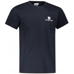 Pánské triko ALTISPORT ALM008129 NÁMOŘNÍ MODRÁ