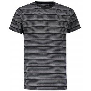 Pánské triko ALPINE PRO RATIZ MTSS557 ČERNÁ