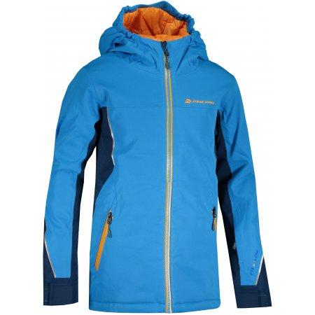 Dětská lyžařská bunda ALPINE PRO MIKAERO 4 KJCS198 MODRÁ