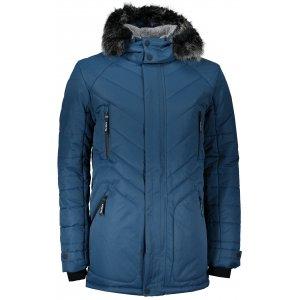 Pánská zimní bunda ALPINE PRO ICYB 6 MJCS432 MODRÁ