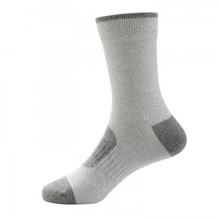 Dětské ponožky ALPINE PRO RAPID 2 KSCS010 BÍLÁ