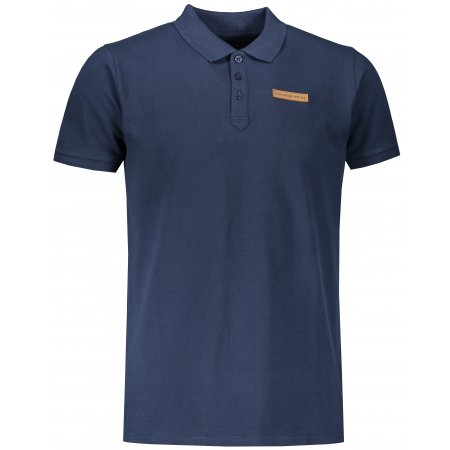 Pánské triko ALPINE PRO ERCIL MTSS559 TMAVĚ MODRÁ
