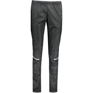 Dámské zateplené kalhoty ALPINE PRO HUWA 3 LPAS433 ČERNÁ