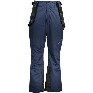 Pánské lyžařské kalhoty ALPINE PRO SANGO 8 MPAS477 TMAVĚ MODRÁ