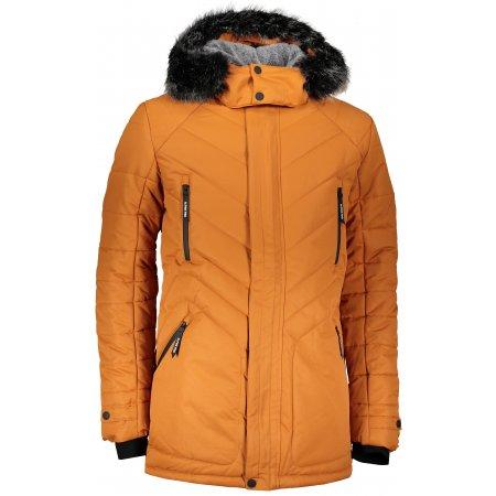 Pánská zimní bunda ALPINE PRO ICYB 6 MJCS432 ŽLUTÁ