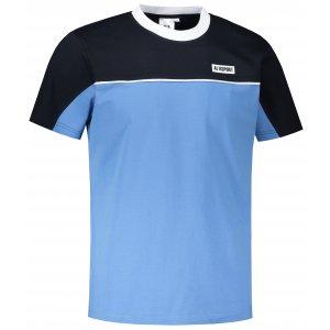 Pánské triko ALTISPORT ALM015109 AZUROVĚ MODRÁ