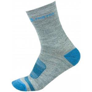 Ponožky ALPINE PRO GENTIN 2 USCS038 MODRÁ