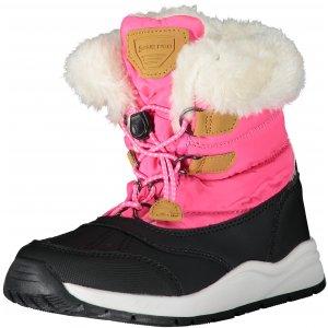 Dětské zimní boty ALPINE PRO AVETO KBTS267 RŮŽOVÁ