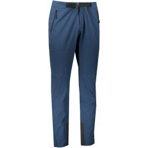 Pánské softshellové kalhoty ALPINE PRO ROHAN MPAS374 MODRÁ