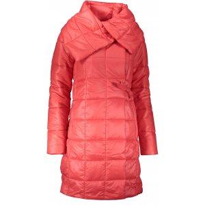 Dámský kabát ALPINE PRO IKMA LCTS132 ČERVENÁ