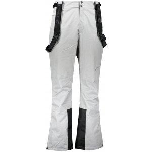 Pánské lyžařské kalhoty ALPINE PRO SANGO 8 MPAS477 ŠEDÁ