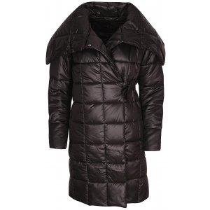 Dámský kabát ALPINE PRO IKMA LCTS132 ČERNÁ