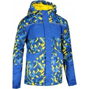 Dětská zimní bunda ALPINE PRO INTKO 2 KJCS202 MODRÁ