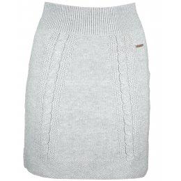 Dámská sukně KIXMI KISSIE SVĚTLE ŠEDÁ