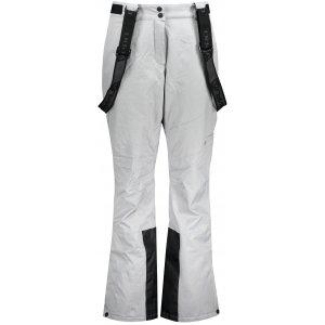 Dámské lyžařské kalhoty ALPINE PRO ANIKA 2 LPAS450 ŠEDÁ