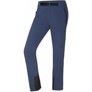 Dámské softshellové kalhoty ALPINE PRO ROHANA LPAS342 MODRÁ
