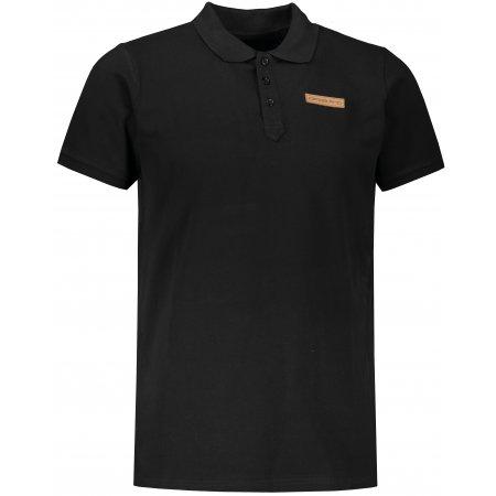 Pánské triko ALPINE PRO ERCIL MTSS559 ČERNÁ