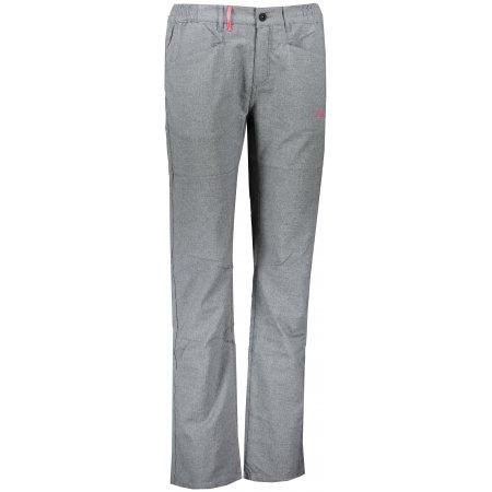 Dámské softshellové kalhoty ALPINE PRO TIMERA LPAS437 ŠEDÁ
