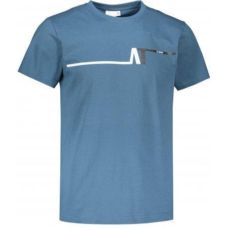 Pánské triko ALTISPORT ALM037129 DENIM