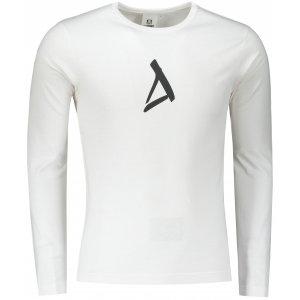 Pánské triko ALTISPORT ALM002119 BÍLÁ