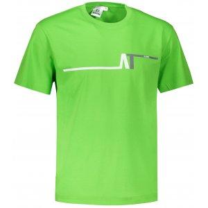Pánské triko ALTISPORT ALM037129 APPLE GREEN