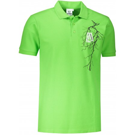 Pánské triko ALTISPORT ALM027203 APPLE GREEN