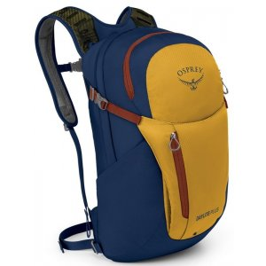 Batoh OSPREY DAYLITE PLUS HONEYBEE YELLOW/DEEP SEA