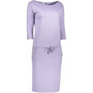 Dámské šaty NUMOCO A13-118 FIALOVÁ